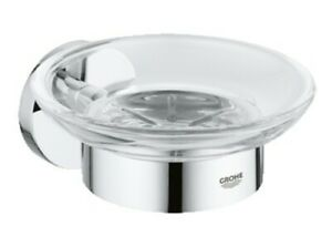 Grohe 40 444 Chrome Essentials Wall Mounted Soap Dish