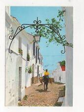 Costa Del Sol Mijas Calle Tipica Spain Postcard 598a