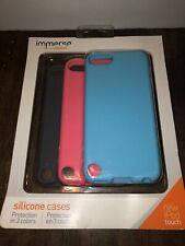 ipod touch silicone case