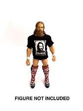 WWE Daniel Bryan 'Yes Is Dead' Custom Shirt For Mattel Figures.