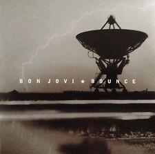 BON JOVI - BOUNCE - ORIGINAL OZ RELEASE ISLAND LABEL CD - JON
