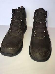 Rockport XCS Mudguard Men's Comfort Boot Hydro-shield Waterproof