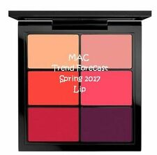 M·A·C MAC Trend Forecast Spring 2017 Lip Lipstick Palette Limited Edition