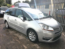 Citroen Grand C4 Picasso 2.0HDi 16v EGS Exclusive Automatic, 7 SEATER!! 2007/07.