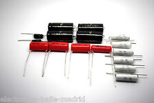 CAPACITOR KIT FOR FENDER PRO-AMP 5C5 MODEL TUBE AMP - AMPLIFIER - AMPLIFICADOR