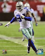 2012 Dallas Cowboys DEMARCUS WARE Glossy 8x10 Photo NFL Football Print Poster