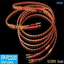 YARBO FP-FC100 Flat copper speaker wire  2.5m/8ft