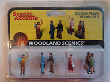 Woodland Scenics HO #1912  -  Goodbye People