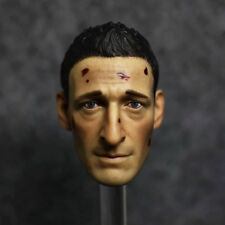 Les prédateurs Royce Head Sculpt Adrien Brody pour échelle 1/6 Corps Final Battle Version
