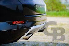 GB Design - Katzenaugen Auto Aufkleber Ford Mondeo MK4 Turnier