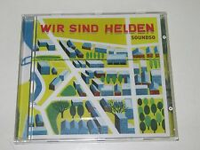 WIR SIND HELDEN/SOUNDSO(EMI 3924612) CD ALBUM NEU