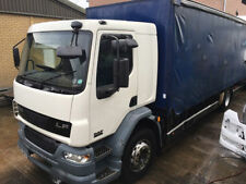 Manual DAF Commercial Curtainsiders