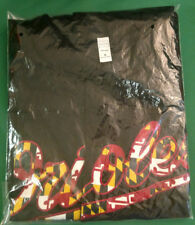 Baltimore Orioles SGA 2018 Maryland MD Flag XL Script Jersey Black New