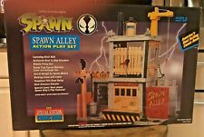 Spawn Spawn Alley Action Play Set