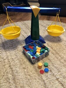 Set of Scales From Learning Resources With Weights.