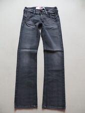 Levi's Damen Jeans Hose, W 28 /L 34, grau ! NEU ! Vintage washed Denim, Schmal !