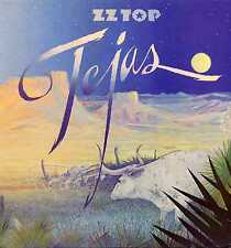 """ZZ TOP """"TEJAS"""" ORIG GER 1976"""