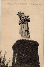 CPA GRAVILLE-ST-HONORINE - La Vierge Noire (199447)