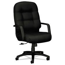 HON Pillow-Soft Executive High-Back Swivel and Tilt Chair - 2091NT10T