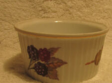 """COLLECTABLE - ROYAL WORCESTER- EVESHAM ROUND BOWL-3.5"""" APPROX- OVEN PROOF"""