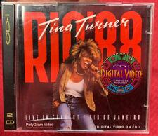 Tina Turner - Rio '88 - Live In Concert Digital Video On CD-I  PolyGram Video