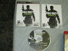 Call of Duty: Modern Warfare 3 (PlayStation 3, PS3) complete
