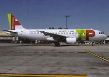Tap air portugal, airbus a320, postal, ungel.