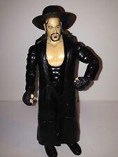 WWE WWF WCW 2004 Jakks Pacific  Undertaker COMPLETE