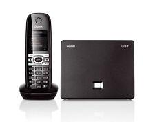 Gigaset C610 IP SIP VOIP DECT schnurlos Telefon Sipgate Voipbuster QSC NFON
