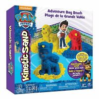 Paw Patrol Adventure Bay Beach Kinetic Sand Playset - FREE P&P!