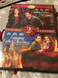 HOLIDAY HALLMARK MOVIES AND MYSTERIES FINDING FATHER CHRISTMAS, ENGAGING FATHER