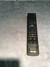 SONY RMT-B101A BLURAY PLAYER REMOTE CONTROL - OEM GENUINE - GREAT CONDITION