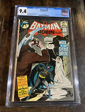 Batman Comic #236 CGC 9.4⭐️Classic Neal Adams⭐️Amazing Book⭐️