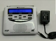 Midland  ( WR 120EZ )  NOAA - Weather / Snooze  - All Hazard Public Alert Radio