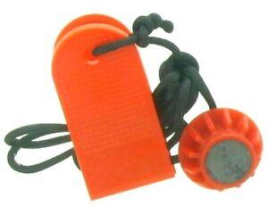 BOWFLEX MAGNET SAFETY KEY - FOR TREADCLIMBER TC5300, TC6000, 3, 5, 7 TREADMILLS