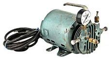 Gast 16hp 115v Single Phase 1725rpm Rotary Vane Air Compressorvacuum Pump 2