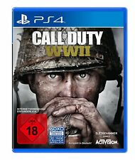 CoD Call of Duty: WWII WW2 (PS4 Shooter) (NEU & OVP) (Blitzversand)