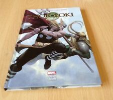 "comic book ""Thor/Loki"" (Panini Comics)"