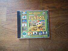 Moorhuhn - Die Funbox, 10 kultige Fun-Games - SEHR GUT