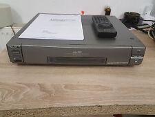 Sony hi8 Enregistreur ev-c2000e avec origine FB/BDA 12 Mois de Garantie *