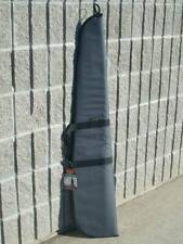 Allen Durango Scoped Rifle Gun Carrying Soft Padded Case Dark Gray w/Black 46""