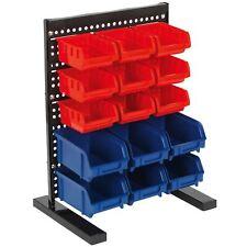 Sealey Bench Mounting Garage/Work Bin Storage System - 15 Bins - TPS1569