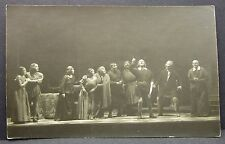 Gianni Schicchi München Oper Theater Operette Bühne - Foto Autogramm-AK (Y-2684