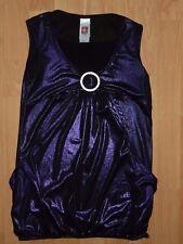 C&A Tunika/ Bluse/Shirt Gr.146/152 , festlich, glänzend, neu