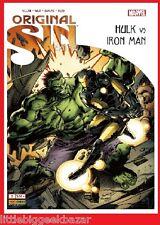 ORIGINAL SIN Extra 02 2 Février 2015 Mark BAGLEY Hulk  Panini Marvel # NEUF #