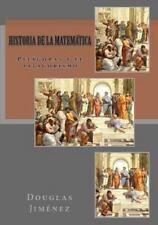 Historia de la Matemática : Pitágoras y el Pitagorismo by Douglas Jiménez...