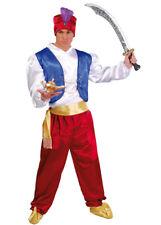 Mens Aladdin Style Arabian Prince Costume