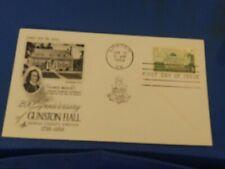 Scott #1108 3 Cent Stamp Honoring Gunston Hall First Day Issue