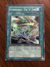 "Otherworld - The ""A"" Zone FOTB-EN044 YuGiOh! FORCE OF THE BREAKER 1st Ed NEW x1"
