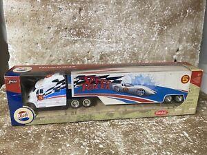 2007 Jada Toys SPEED RACER Road Rigz 1 64 Scale on PEPSI PACKAGE Peterbilt